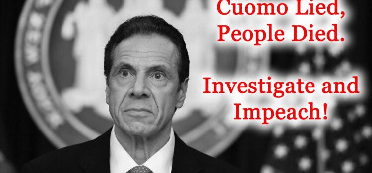 Governor Cuomo Impeachment-SENIORGATE